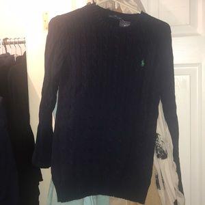 Navy blue Ralph Lauren Sweater